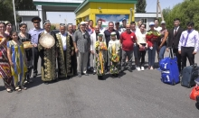Sughd region: Meeting of participants of the second international tournament on swimming