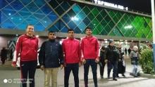 Сборная команда Республики Таджикистан вылетела в Катар для проведения учебно-тренировочных сборов